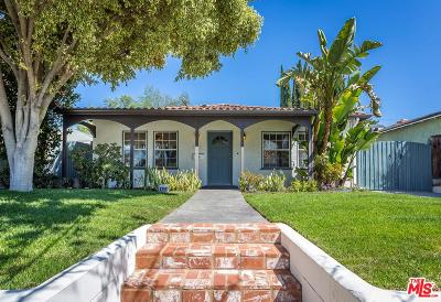 Studio City Single Family Home For Sale: 4458 Tujunga Avenue