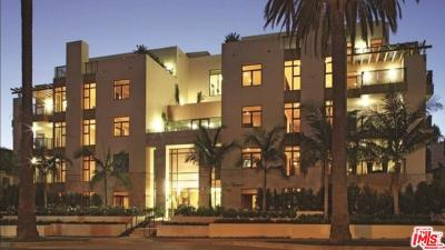 Beverly Hills Condo/Townhouse For Sale: 447 North Doheny Drive #206