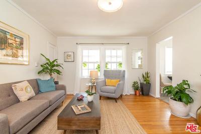 Santa Monica Condo/Townhouse For Sale: 1234 Franklin Street #C
