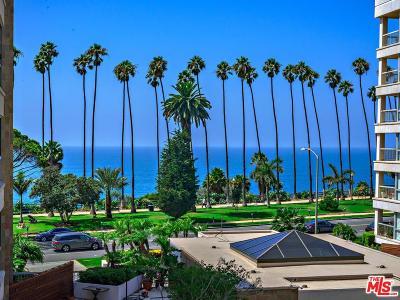 Santa Monica Condo/Townhouse For Sale: 515 Ocean Avenue #508S
