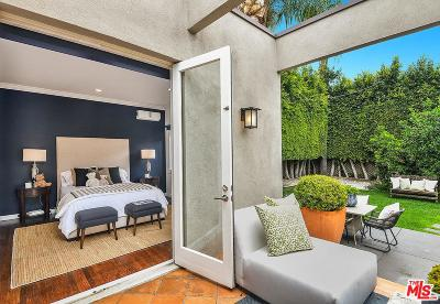 Los Angeles County Single Family Home For Sale: 1516 North Genesee Avenue