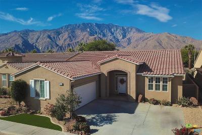 Palm Springs Single Family Home For Sale: 3431 Savanna Way