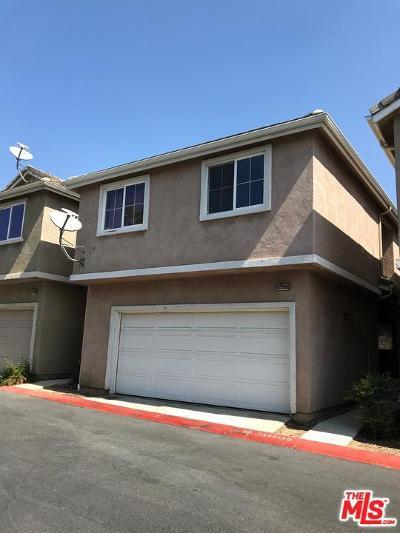 Sylmar Condo/Townhouse For Sale: 12906 Four Palms Lane