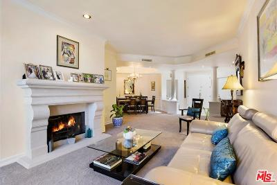 Los Angeles County Condo/Townhouse For Sale: 128 North Swall Drive #PN2