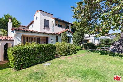 Cheviot Hills/Rancho Park (C08) Single Family Home For Sale: 10575 Cushdon Avenue