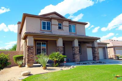 Indio Single Family Home For Sale: 40321 La Spezia Court