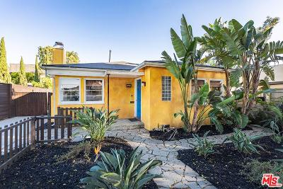 Santa Monica CA Single Family Home For Sale: $1,499,000
