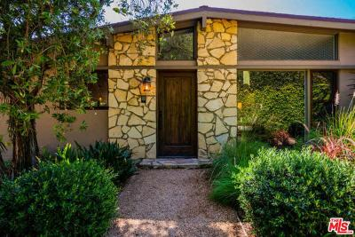 Los Angeles County Single Family Home For Sale: 7636 Woodrow Wilson Drive