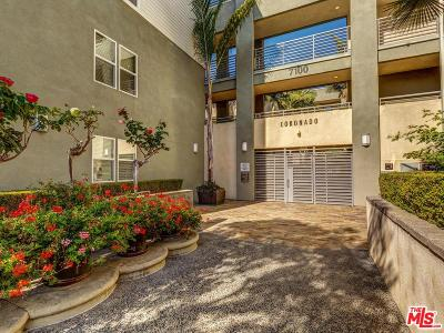 Condo/Townhouse Sold: 7100 Playa Vista Drive #302