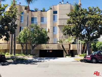 Los Angeles County Condo/Townhouse For Sale: 825 South Shenandoah Street #201