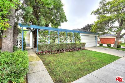 Culver City Single Family Home For Sale: 4339 Jasmine Avenue
