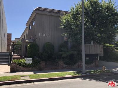 Condo/Townhouse For Sale: 11828 Goshen Avenue #6
