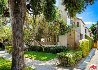 Santa Monica Condo/Townhouse For Sale: 1248 23rd Street #1