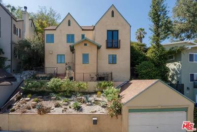 Los Angeles County Single Family Home For Sale: 3449 Oak Glen Drive