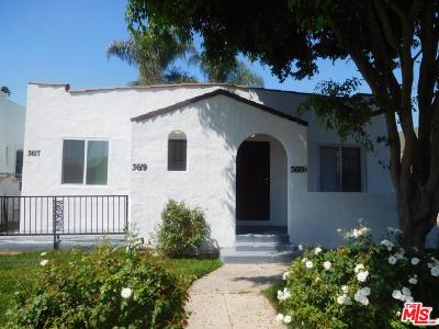Los Angeles Rental For Rent: 3619 9th Avenue
