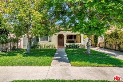 Burbank Single Family Home For Sale: 930 North Lincoln Street