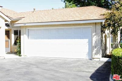 Saugus Condo/Townhouse For Sale: 28405 North Seco Canyon Road #137