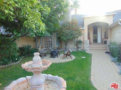 Tarzana Single Family Home For Sale: 6315 Crebs Avenue