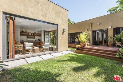 West Hollywood Single Family Home For Sale: 1237 Poinsettia Drive