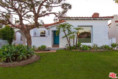 Single Family Home For Sale: 4243 Sutro Avenue