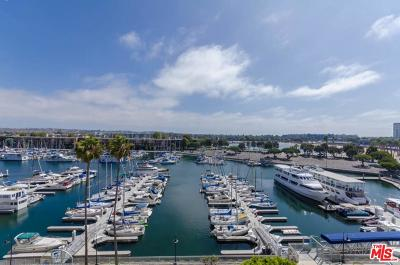 Marina Del Rey Condo/Townhouse For Sale: 4267 Marina City Drive #308