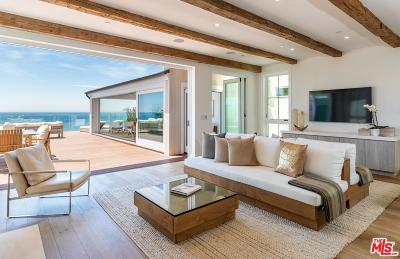 Malibu CA Single Family Home For Sale: $21,000,000