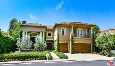 Single Family Home For Sale: 16730 Via La Costa