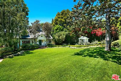 Los Angeles County Single Family Home For Sale: 245 South Burlingame Avenue