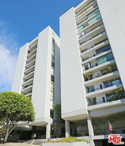 West Hollywood Condo/Townhouse For Sale: 1100 Alta Loma Road #604