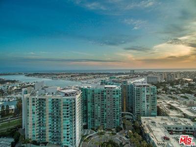 Marina Del Rey Rental For Rent: 13700 Marina Pointe Drive #1615