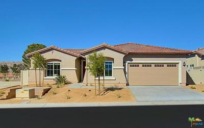 Desert Hot Springs Single Family Home For Sale: 8691 Rockies Avenue