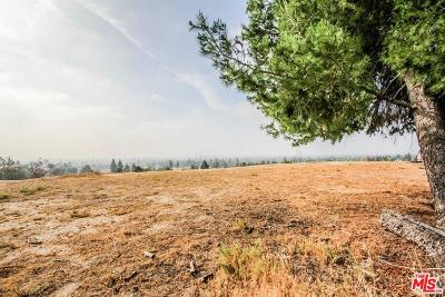 Granada Hills Residential Lots & Land For Sale: 1 Ridgeway