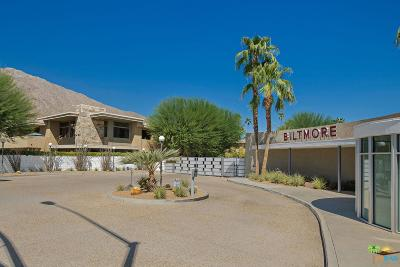 Palm Springs Condo/Townhouse For Sale: 780 East Palm Canyon Drive #201