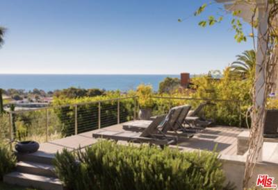 Malibu CA Single Family Home For Sale: $3,295,000