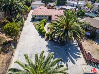 Los Angeles Single Family Home For Sale: 2623 South Holt Avenue