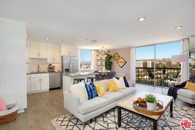 Los Angeles County Condo/Townhouse For Sale: 10751 Wilshire Blvd #PH 9