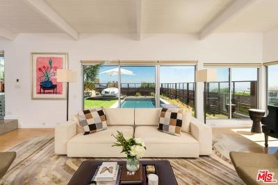 Pacific Palisades Single Family Home For Sale: 16693 Charmel Lane