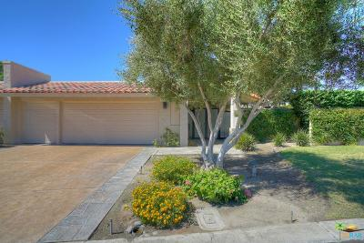 Rancho Mirage Single Family Home For Sale: 36 Cornell Drive