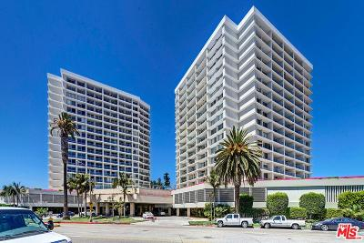 Santa Monica Condo/Townhouse For Sale: 201 Ocean Avenue #505P