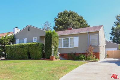 Single Family Home For Sale: 1106 Fiske Street