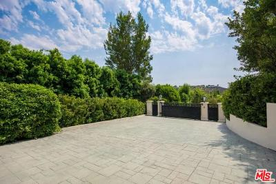 Beverly Hills Single Family Home For Sale: 9575 Lime Orchard Road
