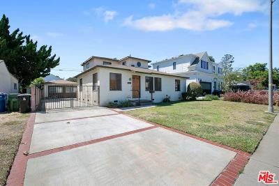 Single Family Home For Sale: 3531 South Barrington Avenue