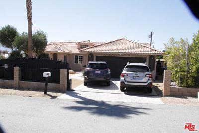 Desert Hot Springs Single Family Home For Sale: 13545 Cielo Azul Way