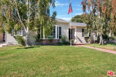 Burbank Single Family Home For Sale: 1113 North Lamer Street