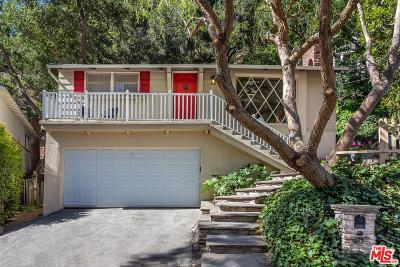 Beverly Hills Single Family Home For Sale: 9930 Westwanda Drive