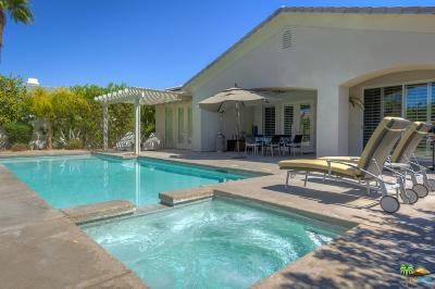 Rancho Mirage Single Family Home Active Under Contract: 5 Picasso Court
