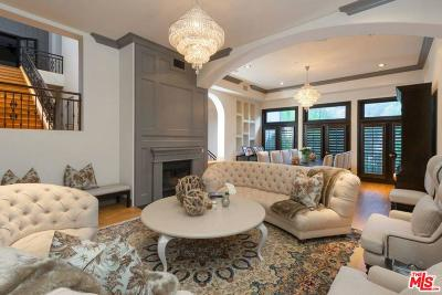 Single Family Home For Sale: 1643 Stone Canyon Road
