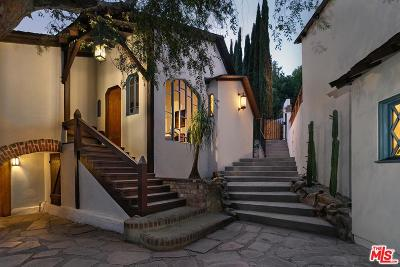 Single Family Home For Sale: 2306 Effie Street