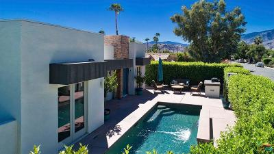 Palm Springs Single Family Home For Sale: 590 North Plaza Amigo