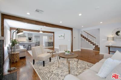 Los Angeles County Single Family Home For Sale: 851 South Cloverdale Avenue